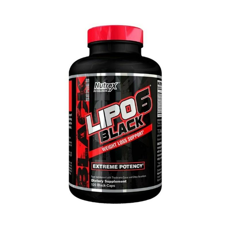 Nutrex Lipo-6 Black 60 caps