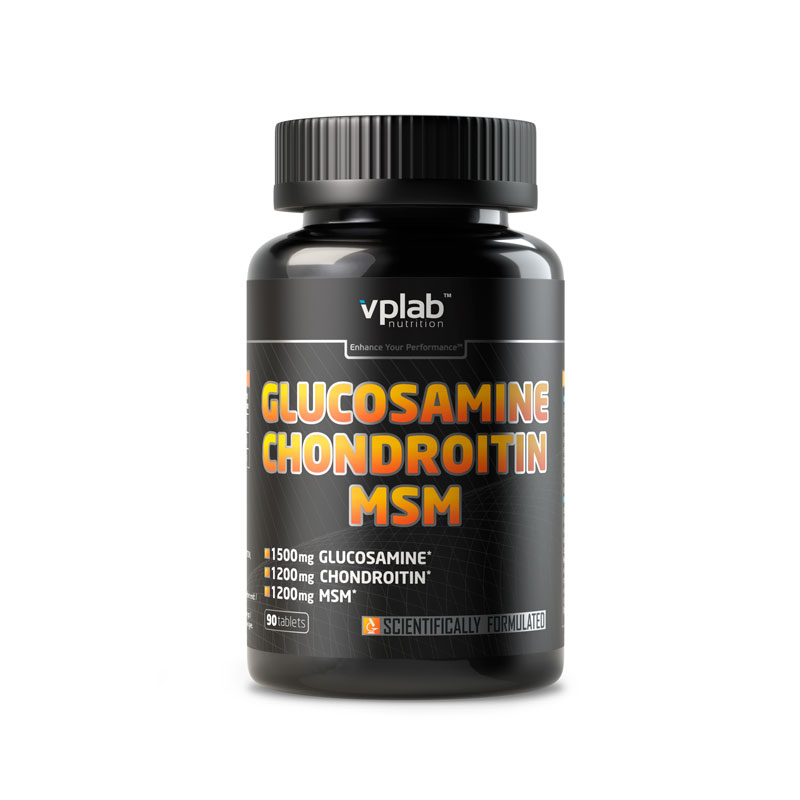VPLab Glucosamine Chondroitin MSM 90 tab