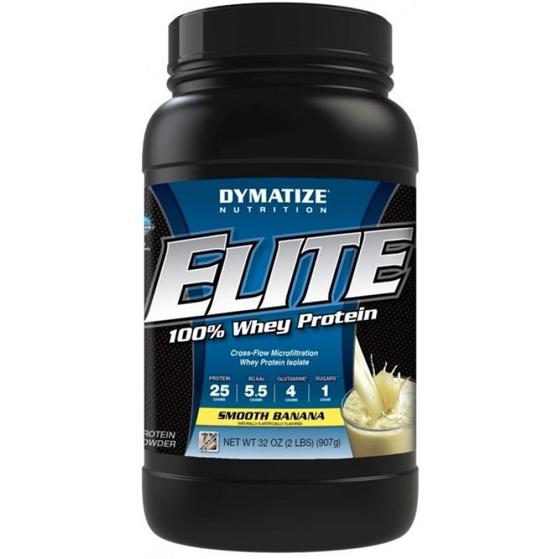 Dymatize Nutrition Elite Whey 908g