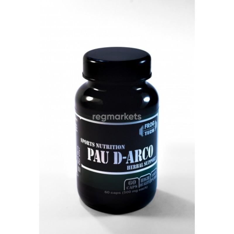 Frog Tech Pau D-Arco 60 caps 500 mg