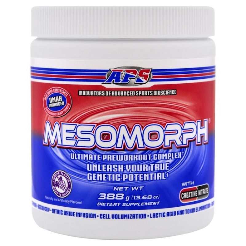 APS Nutrition Mesomorph 388g