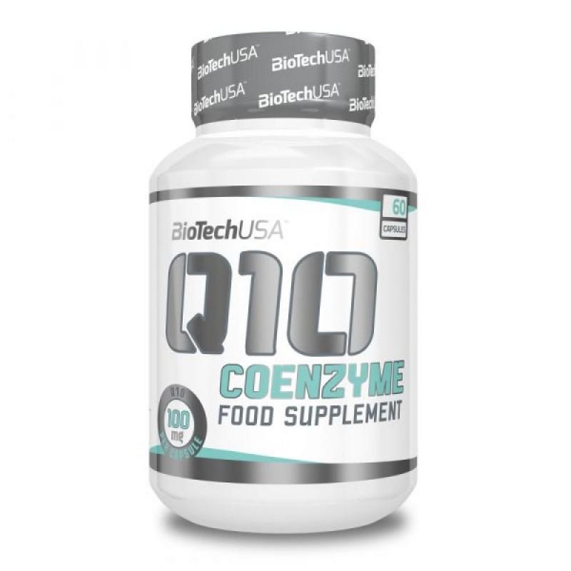 BioTech USA Coenzyme Q-10 60 caps
