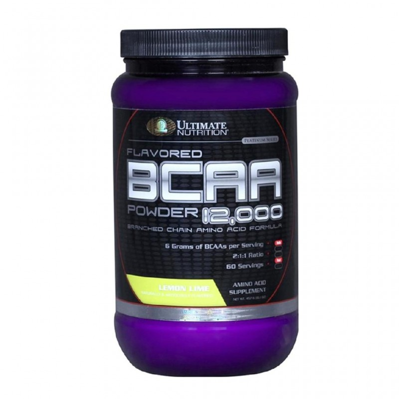 Ultimate Nutrition BCAA 12000 Powder 457g