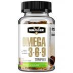 Maxler Omega 3-6-9 Сomplex 90 капсул