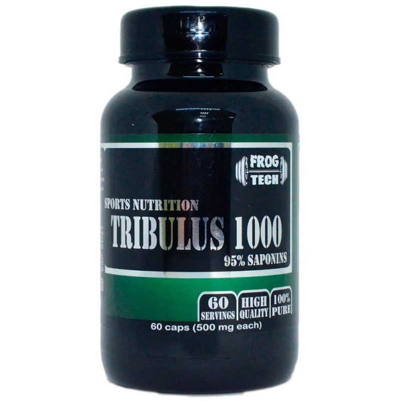 Frog Tech Tribulus terrestris 500 mg 95% 60 caps
