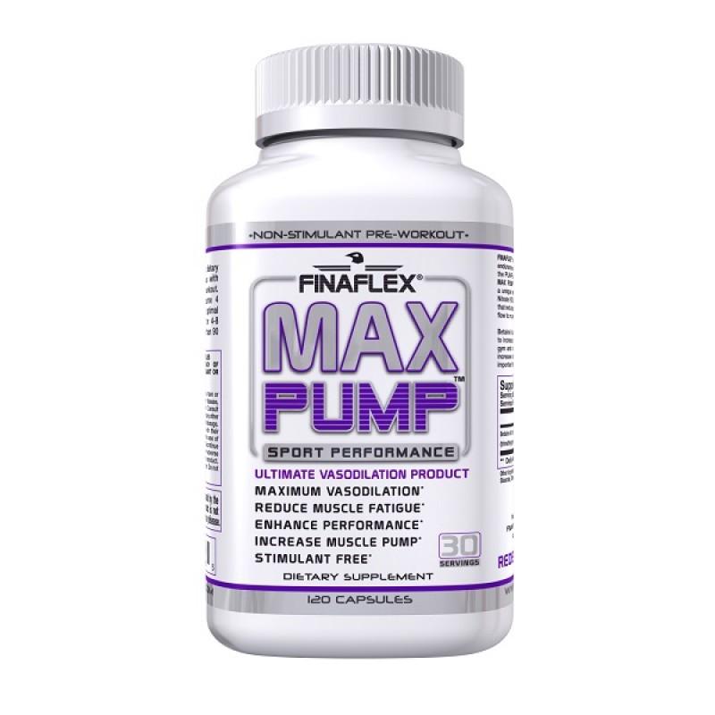 Finaflex Max Pump 120 caps